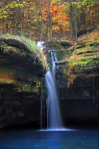 Waterfalls, Streams & Ocean